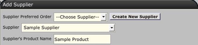 Ofbiz Tutorial Supplier 16