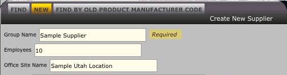 Ofbiz Tutorial Supplier 8