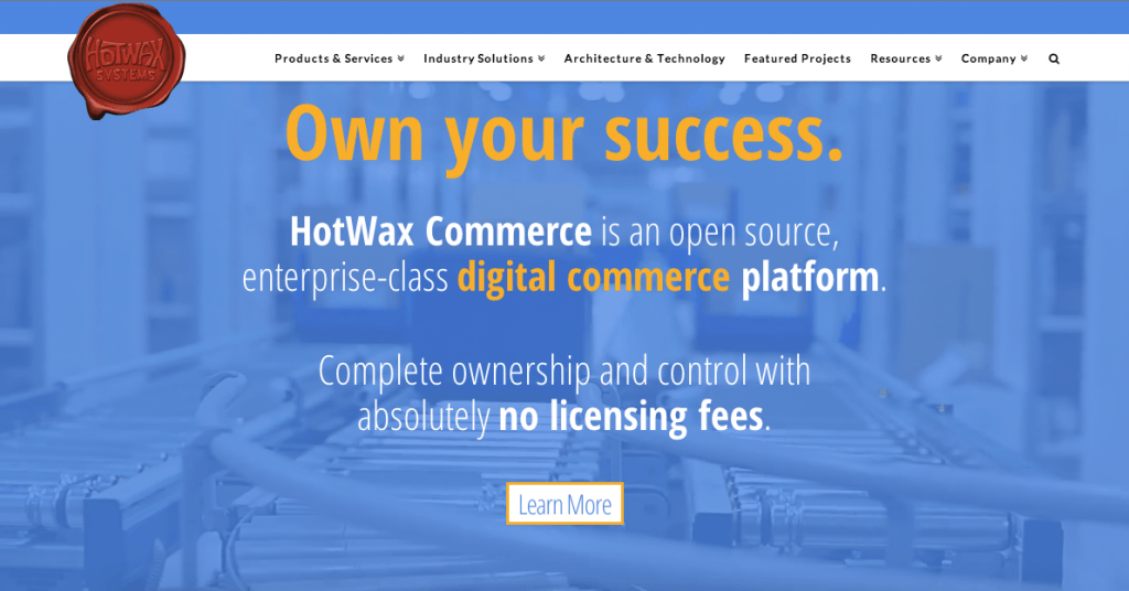 HotWax Systems Apache OFBiz Experts