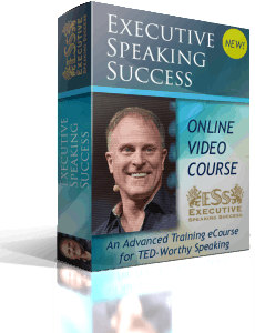 Executive Speaking Success Online Course
