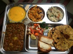 Delicious OFBiz Community Day Food