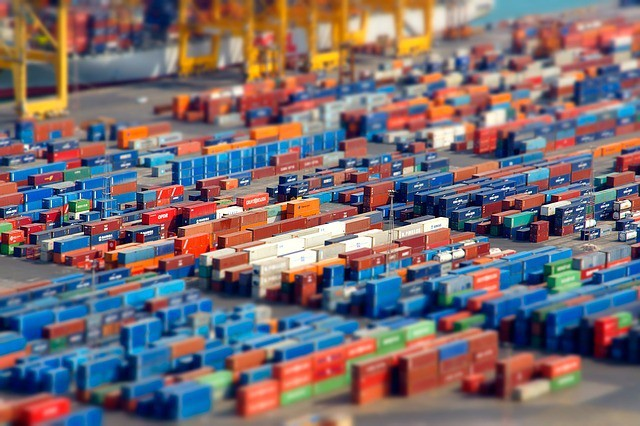 shipping port part of ERP implementation process