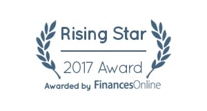 Rising Star 2017 - FinancesOnline
