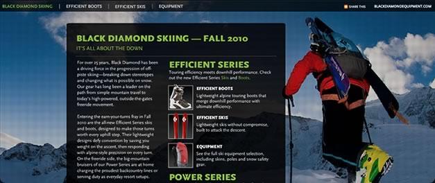 Black Diamond Boots Skis