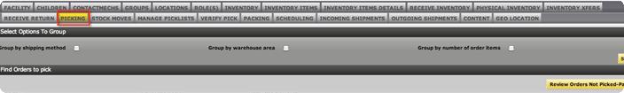OFBiz Tutorial - Sales Order - Step 2