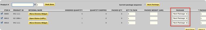 OFBiz Tutorial - Sales Order - Step 9
