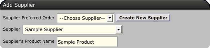 Ofbiz Tutorial Supplier 16