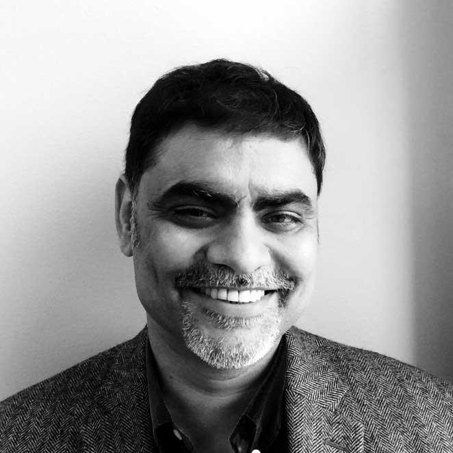 HotWax Systems leadership team Anil Patel