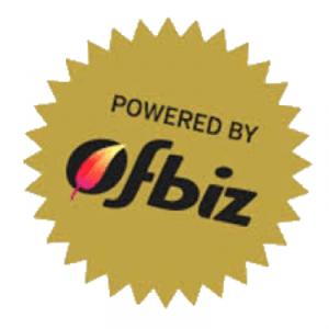 Powered by Apache OFBiz