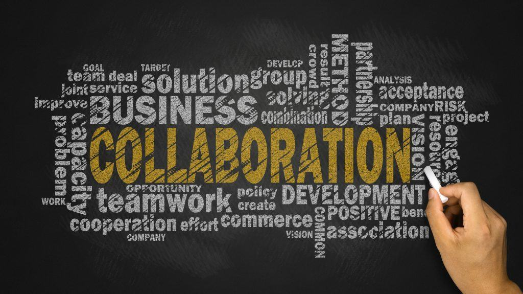 open source ERP collaboration