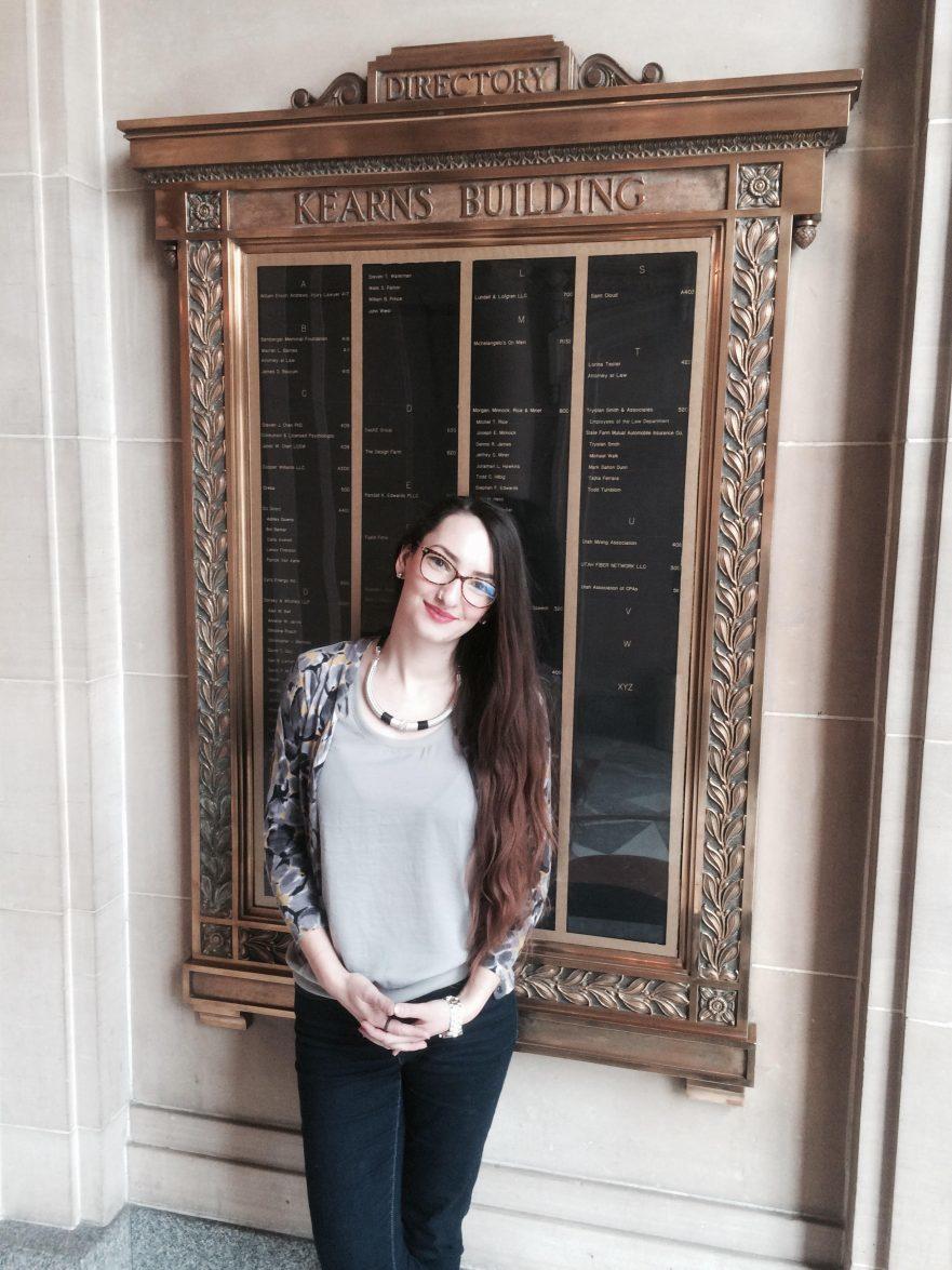 Anca Matcovschi is HotWax Systems' new Marketing Coordinator