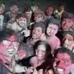 Holi celebrates the beginning of spring as well as the triumph of good over evil, and nobody loves festivals more than Indorians - HotWax Systems enthusiasts included.